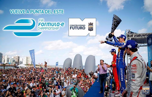 Fórmula E, una inversión en turismo y fuentes de trabajo en Punta del Este.