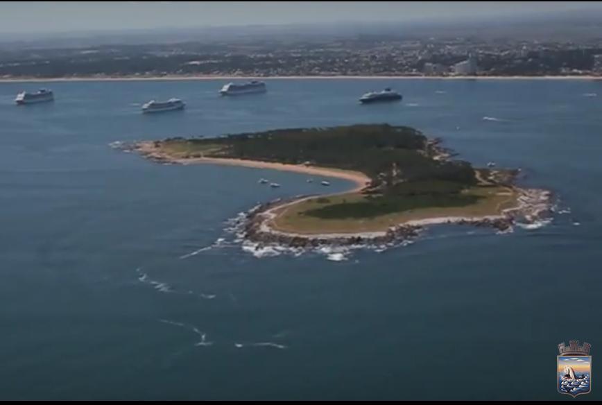 16 acumuladores de energía para la Isla Gorriti