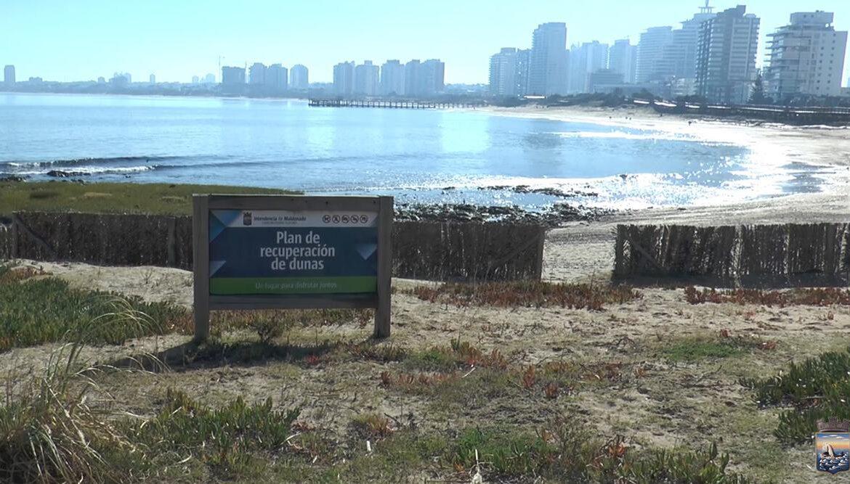 Exitoso Plan de recuperación ambiental de playas
